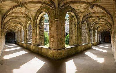 Mosteiro de Santa María de Armenteira