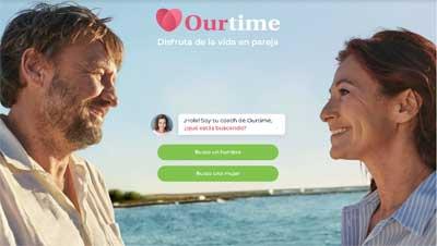 Ourtime: red de contactos