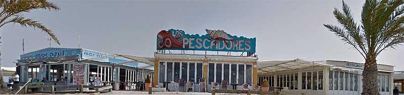 Restaurantes en Isla de Tabarca