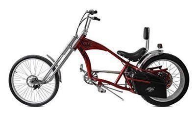 Bicicleta eléctrica Chopper