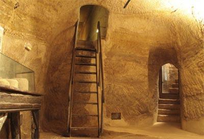 Pasadizos subterráneos Alcañiz