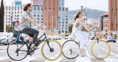 Suscripción a Kleta para pasear por Barcelona en bicicleta