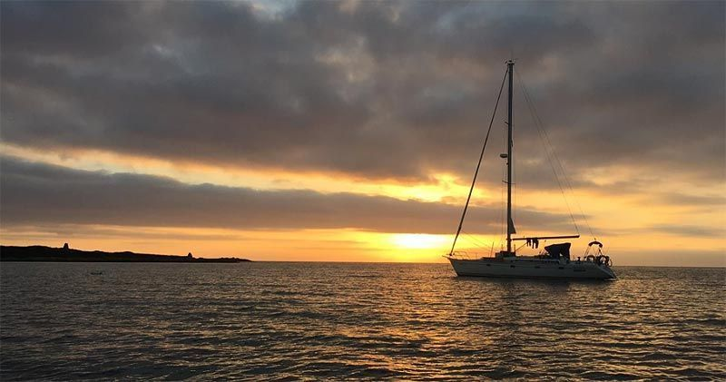 Viaje en velero por Islas Canarias