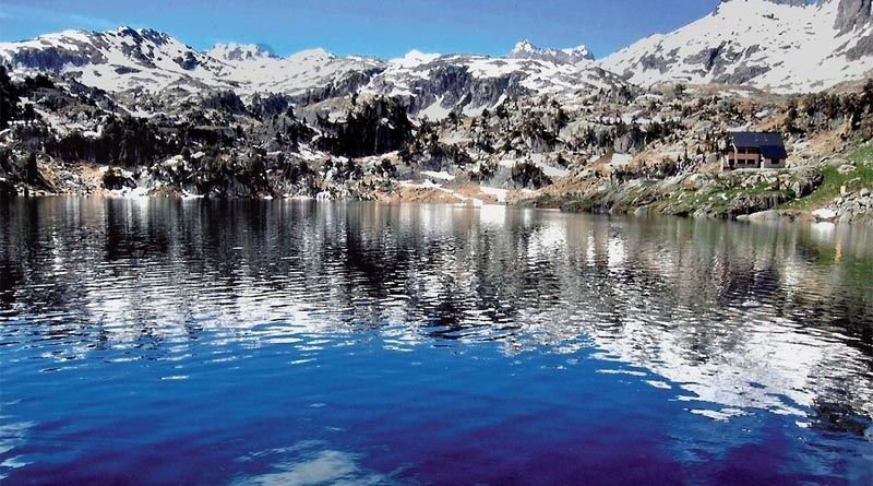 Lago Mayor de Colomer en el Valle de Arán