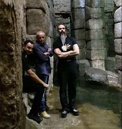 Visita a las Cuevas de Hércules