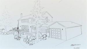 Plani-Décor-Aménagement paysager-Croquis 3