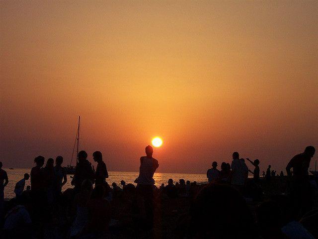 fiesta tenerife playa