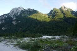 Pogled na Jerebico iz Jezerske doline