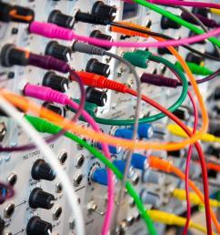 network equipement and intercom [ 1920 x 1280 Pixel ]