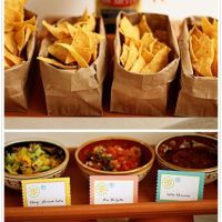 nacho bar engagement parties
