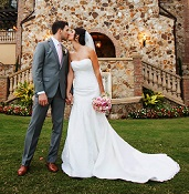 fall bella collina wedding