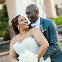 Caribbean Orlando Wedding