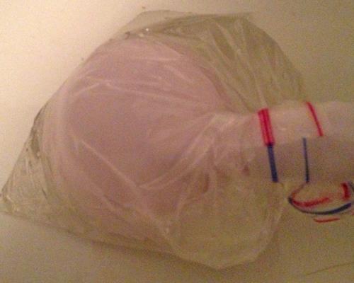 vinegar showerhead soak
