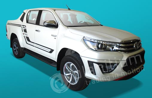 toyota yaris trd uae all new camry headlightmag 2019 hilux 4 0 gasoline 4x4 pickups from dubai auto double cab zt my