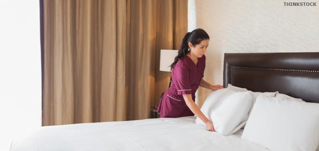 Planit  Job Profiles  Room Attendant Hospitality