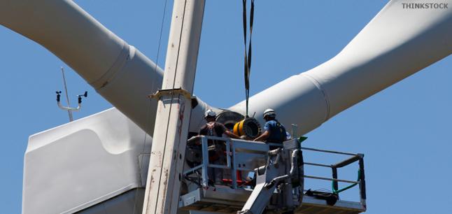 Planit  Job Profiles  Wind Turbine Technician Offshore and Energy