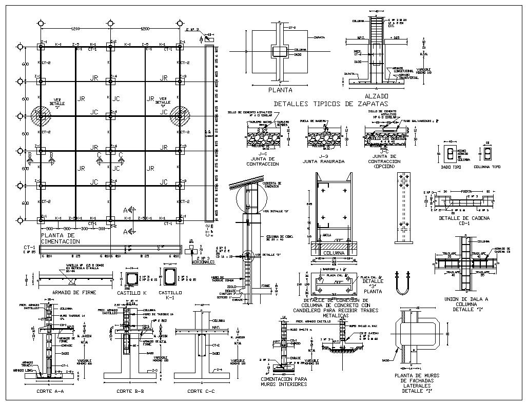 Foundation Details V1