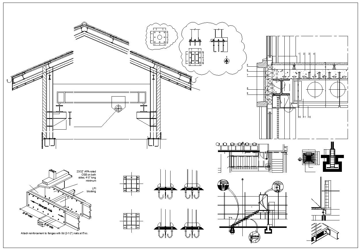 Steel Structure Details V3