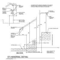 Ramp Handrail Details - Bing images