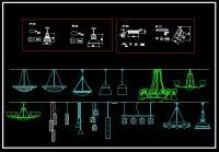 Lights Engineering Blocks Bundle - CAD Files, DWG files ...