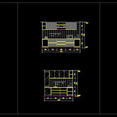 Kitchen Design Template America's Test Knives Cad Files Dwg Plans And Details