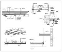Ceiling Details V2 - CAD Files, DWG files, Plans and Details