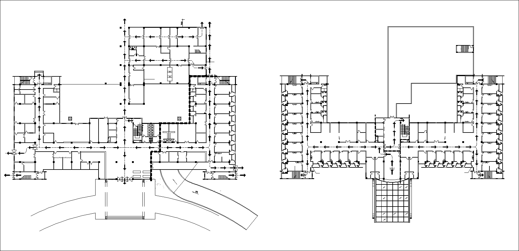 Hospital Design Drawings