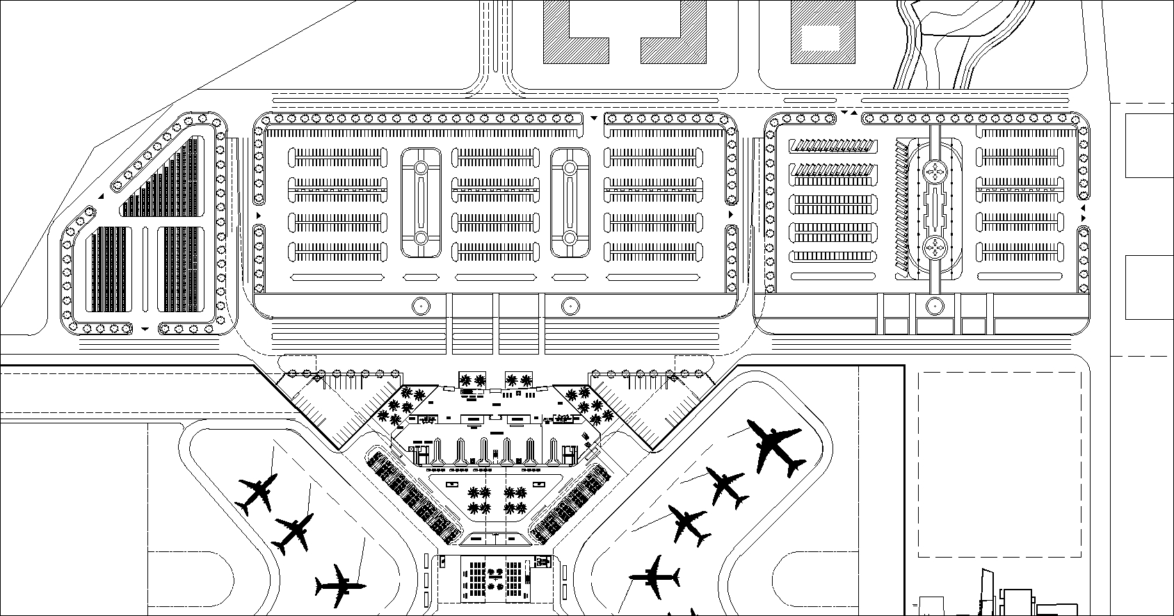 Airport Design Drawings