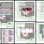 All Day Dining Restaurant Interior Design Autocad Dwg Plan N Design