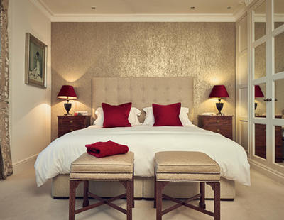 Luxury Bedroom Decor Ideas With Golden Touch Plan N Design