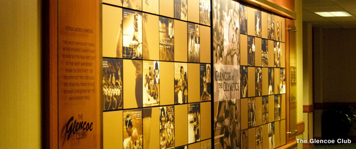 Donor Walls Recognition Displays Portfolio  Planned Legacy