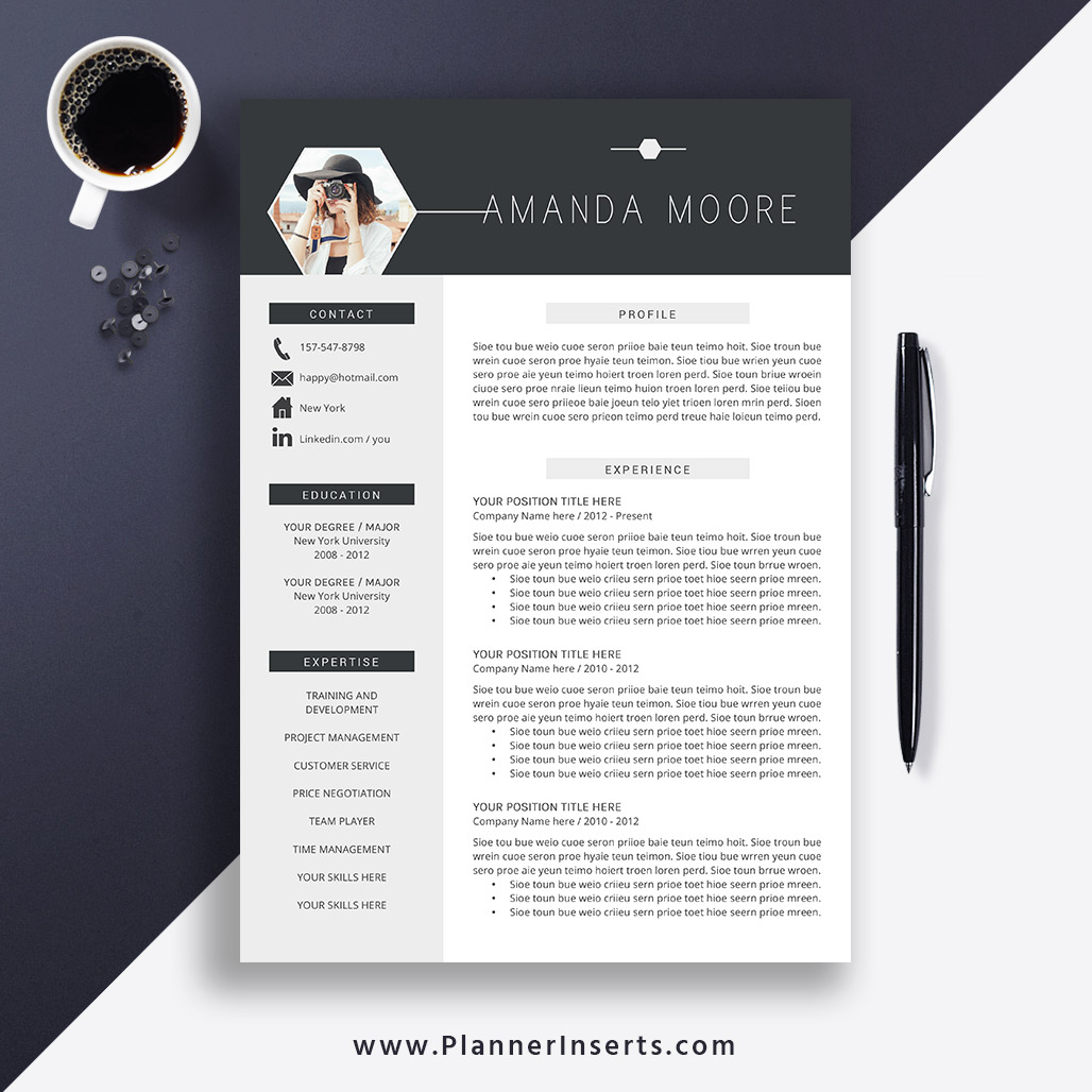 Resume Templates For Creating Student Resume