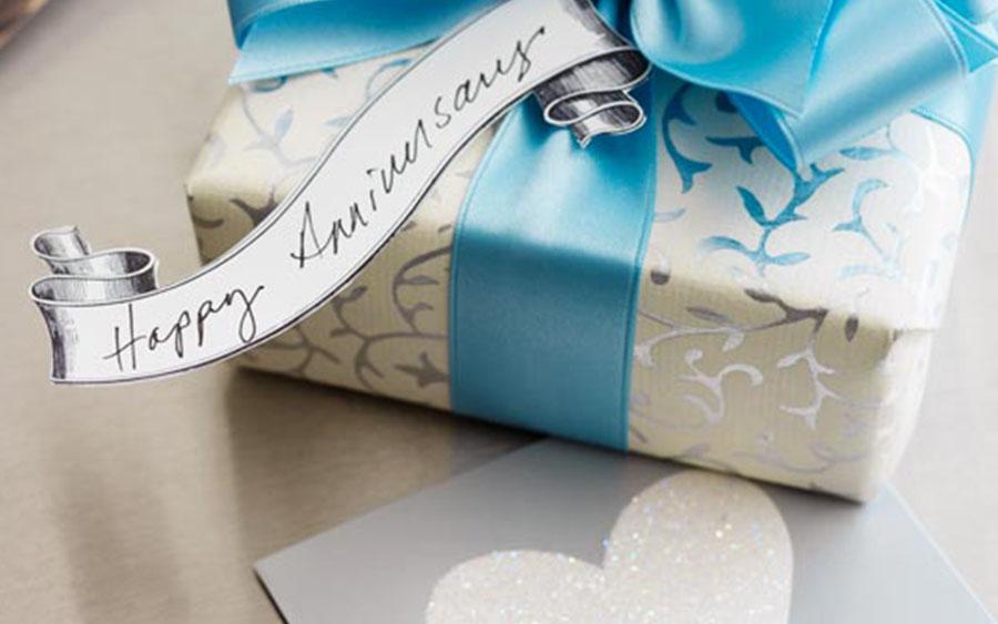list of wedding anniversary