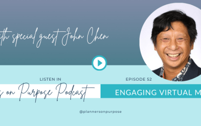 Engaging in Virtual Meetings with John Chen