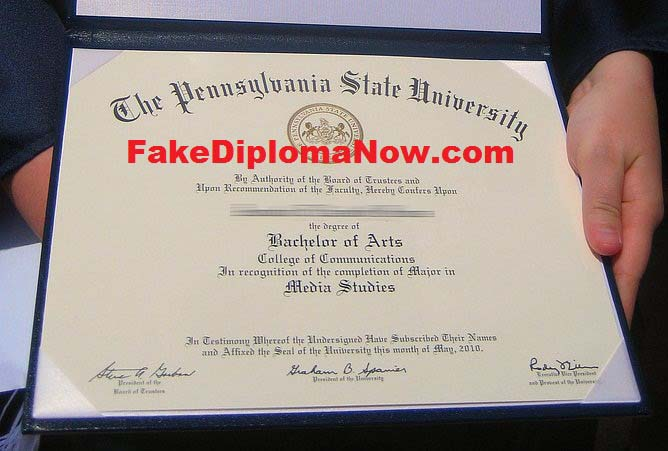 diploma template word