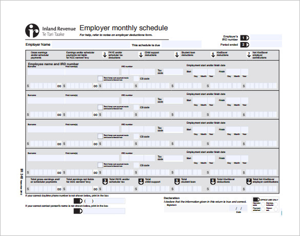 Below you'll find free employee schedule template downloads, as well as a guide on how to create an. Monthly Employee Schedule Template Excel Bicim