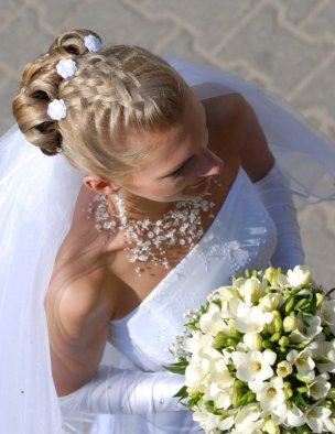 Outdoor Wedding Hairstyles
