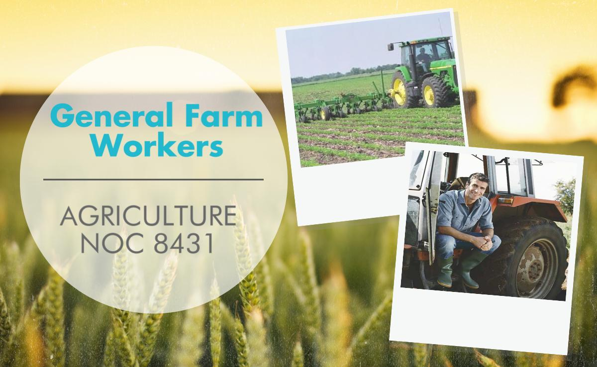 General Farm Workers