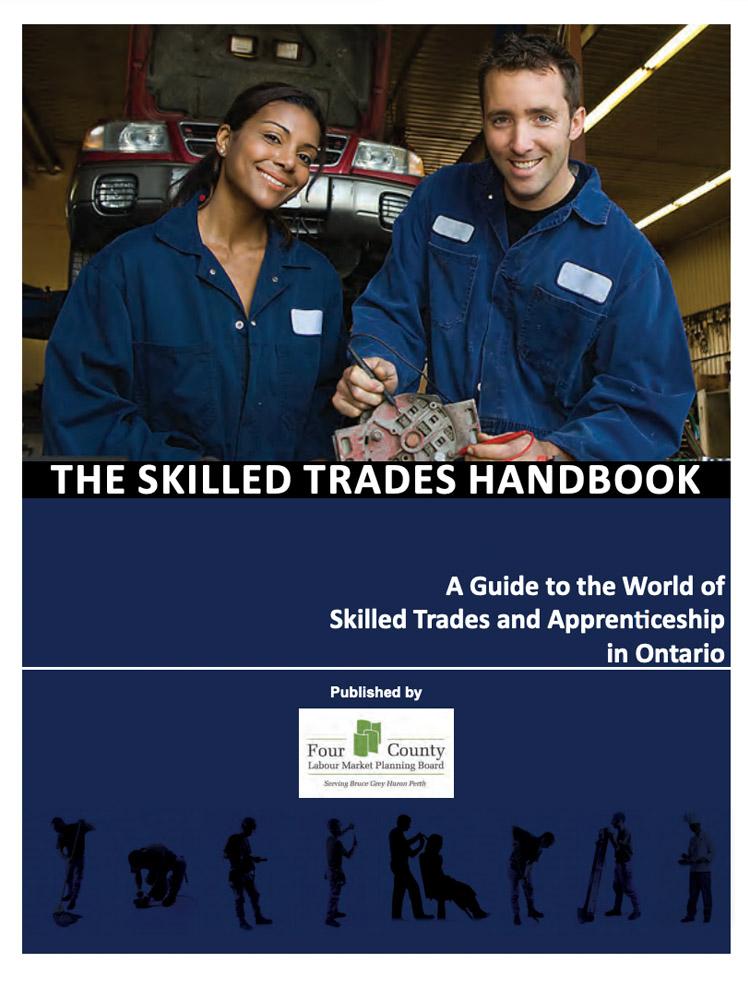 The Skilled Trades Handbook