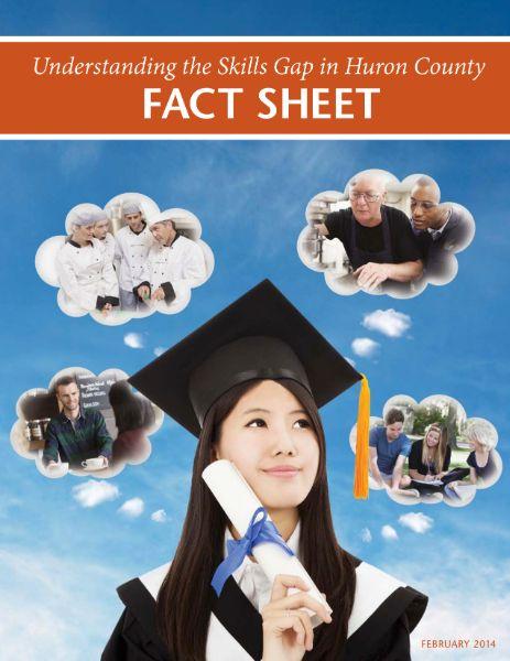 skills gap huron fact sheet 2014