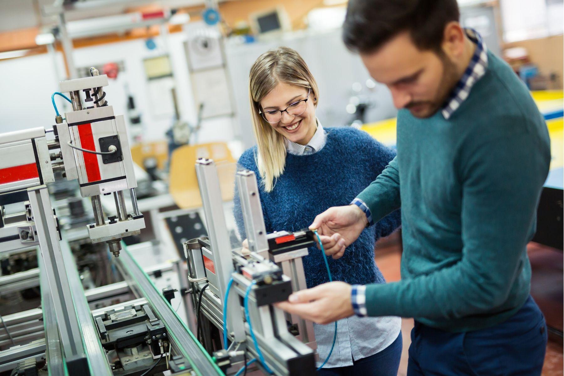 Mechanical Engineering Technologist & Technician