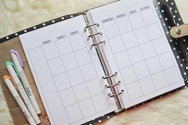 free printables planner # 38