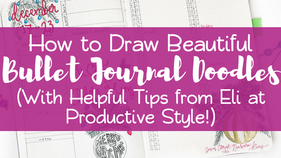 If You Want To Make Bullet Journal Doodles Learn These Amazing Step By Tips