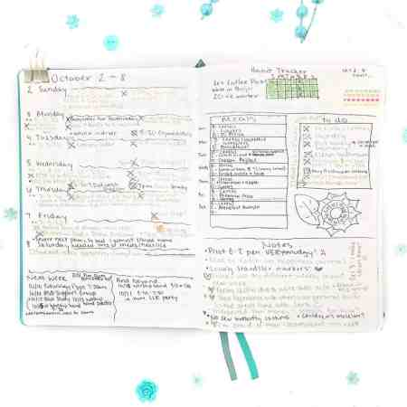 You've been introduced to bullet journals and you love everything you've seen so far. But this time, you want to commit. Learn how to make your bullet journal habit stick, common problems that make people quit, and useful ideas to overcome them. Get the tips you need for success and reach your goals! #bulletjournal #timemanagement #planwithme #bulletjournalideas #howtostartabulletjournal