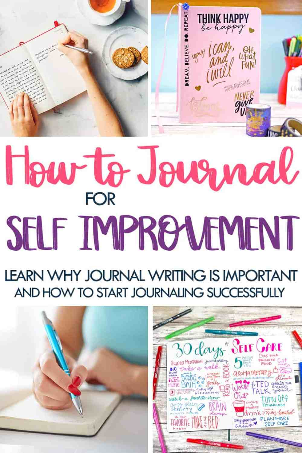Journaling for Beginners 2020