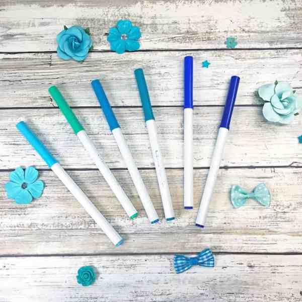 Crayola supertips best bullet journal markers