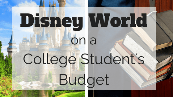 college student budget planner
