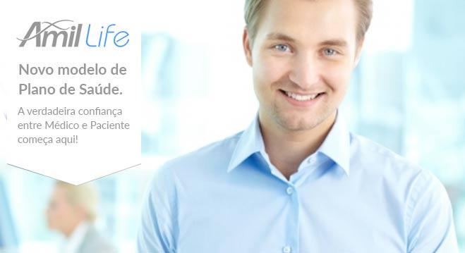 Amil Life plano de saúde para empresas