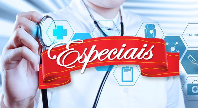 Planos de saúde especiais