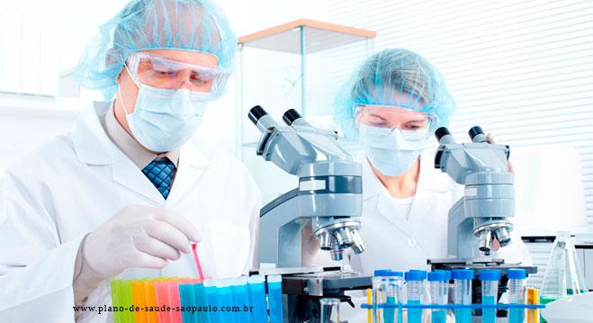 Laboratórios dos planos de saúde